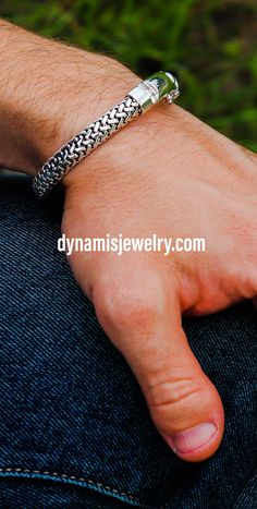 Silver Chain For Men, Mens Silver Jewelry, Sterling Silver Bracelets, Handmade Jewelry, Men's Jewelry, Handmade Sterling Silver, Bracelets For Men, Jewelry Collection, Stylus