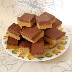 How to Make Peanut Butter Chocolate Squares