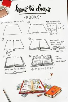 Looking to step up your bullet journal doodle game? This list of super fun and cute ideas will help you get started! 📕 The post Step By Step Bullet Journal Doodle Tutorials appeared first on Trendy. Doodle Bullet Journal, Bullet Journal Notebook, Bullet Journal Ideas Pages, Bullet Journal Inspiration, Book Journal, Bullet Journals, Bullet Journal Decoration, Bullet Journal For School, Bullet Journal Reading List