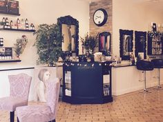 Boutique salon
