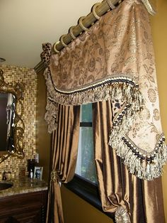 Window Treatments by jacqueline versanov