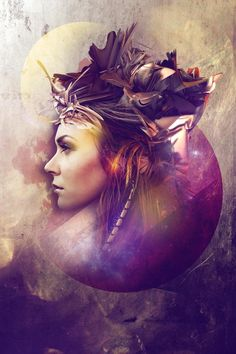 Stunning photo manipulations & digital art from all over the world | From up North