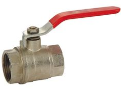 TEN 1018 brass ball valve