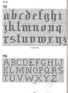 Free Crochet: Write Your Name By Crochet - Diy Crafts - hadido Filet Crochet Name Pattern, Crochet Letters Pattern, Graph Crochet, Filet Crochet Charts, Crochet Diy, Crochet Diagram, Crochet Stitches Patterns, Crochet Books, Knitting Charts