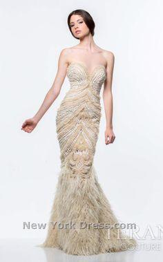 Terani 151GL0345 Dress - NewYorkDress.com