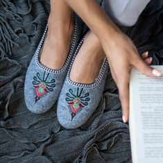 Thank you so much for all your orders! The sale will end tomorrow at 6PM. Remember to enter BIG50 in the checkout. Sheepskin Slippers, Moccasins, Ready To Wear, Espadrilles, Flats, How To Wear, Shoes, Fashion, Penny Loafers