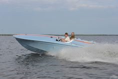 """1967 DONZI BENCH SEAT HORNET V-Drive  YNOT Yachts is nearing the completion of the restoration of a 1967 Donzi 19 Hornet 7-Litre, also referred to as the Bench Seat Hornet.  The Hornet is a refined version of the famous Donzi 19 ocean racers from the 1960s, which were hailed as """"the most spectacular rough water boats ever built."""""""