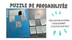 Exercice-puzzle - YouTube Puzzles, Math Work, Maths, Bar Chart, Instagram, Exercise, Puzzle, Riddles, Jigsaw Puzzles