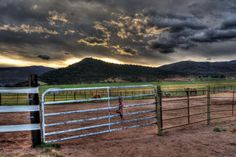 Sunset in Carbondale,CO - Lou E.