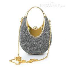 US$33.99 Attractive Colorful Yarn Butyl EveningHandbagWedding Handbag. #Clutch #Colorful #Butyl #Attractive