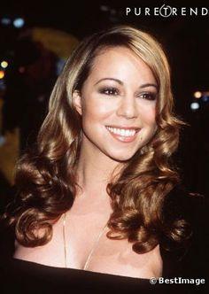 Mariah Carey : beautiful curls