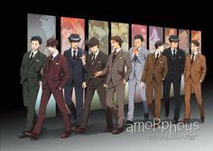 Embedded Me Me Me Anime, Anime Love, Anime Guys, Joker Game Anime, Bishounen, Avengers, Novels, Fan Art, Cartoon