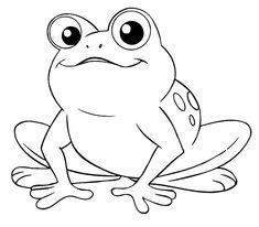 Kurbağa boyama sayfası, frog coloring pages free printable Frog Coloring Pages, Animal Coloring Pages, Coloring For Kids, K Crafts, Frog Crafts, Frog Theme Classroom, Wood Burning Techniques, Easy Drawings, Diy For Kids