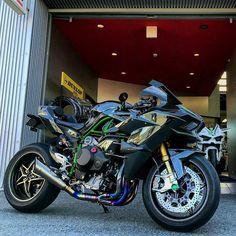 173 Best Kawasaki Ninja H2r Images In 2019 Rolling Carts