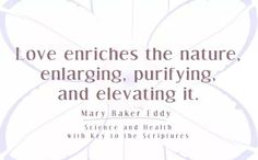 Mary Baker Eddy Quote