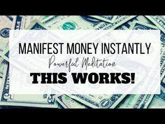 ManifestU: Manifest Money Meditation In 15 Minutes