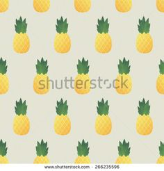 Cute vector pineapples!! by Pelenga