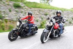 Novas Moto Guzzi Audace e Eldorado - MotoNews - Andar de Moto