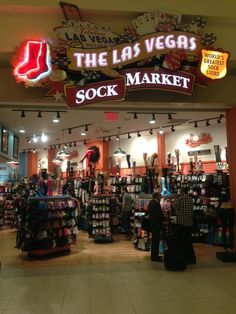 Las Vegas Sock Market - Las Vegas, NV