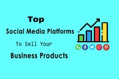 Top 4 Social Media Platforms For Business in 2018 Marketing Budget, Email Marketing, Content Marketing, Internet Marketing, Social Media Marketing, Digital Marketing, Top Social Media, Social Media Channels, Social Networks