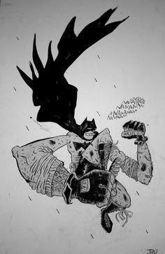 Batman by João Montanaro
