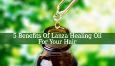 The most important compounds in Lanza Healing Oil products are keratin and healing essential oils. These oils will make your hair healthier then ever.