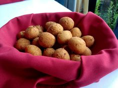 Hush puppies at Sea Captain's House #MYRDreamVacation