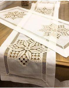 Crochet Doily Patterns, Thread Crochet, Crochet Doilies, Crochet Lace, Free Crochet, Diy Crafts Crochet, Diy And Crafts, Hand Knit Bag, Crochet Kitchen Towels