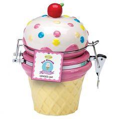 Ice Cream Treat Jar.