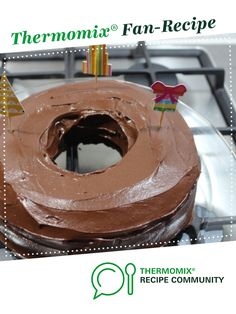 Too Easy Gluten Free Dairy Free Chocolate Cake by eanschaw. A Thermomix <sup>®</sup> recipe in the category Baking - sweet on www.recipecommunity.com.au, the Thermomix <sup>®</sup> Community.