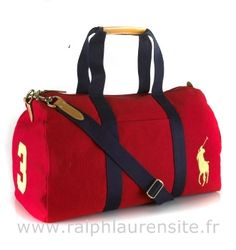 91761b9994a0a Travel in style, Polo - Ralph Lauren duffle Sac Ralph Lauren, Polo Sport  Ralph