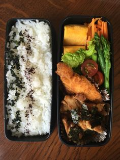Obentou 2016.5.23 照り焼きチキン Asian Recipes, Real Food Recipes, Yummy Food, I Want Food, Plate Lunch, Food Plus, Bento Recipes, Bento Box Lunch, Aesthetic Food