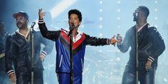 """Bruno Mars apresenta sua nova música """"That's What I Like"""" e agita o Grammy"""