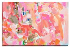 Dolce Diva by Susan Skelley Painting Print on Gallery Wrapped Canvas
