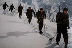 WEHRMACHT soldiers (army) Gebirgsjäger