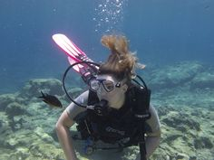 trying scuba diving in cyprus with scuba tech diving centre