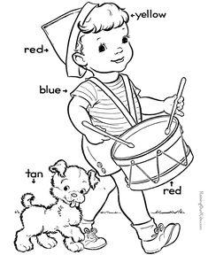 math worksheet : 1000 images about preschoolers colouring worksheets on pinterest  : Kindergarten Drawing Worksheets