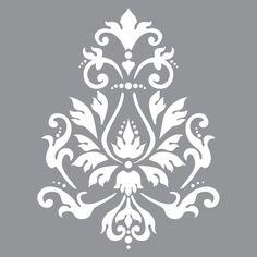 Plantilla clásica de Decoart Chalky. Ideal para pintar muebles.