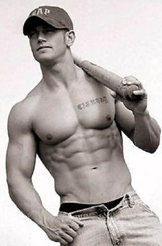 I don't think there's anything more attractive than a baseball player. <3
