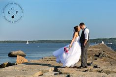 Samoset Resort wedding captured by Kate Crabtree | OPAL Collection