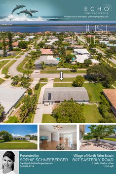 New Listing! 🏡🎉🎈  Visit this charming home in the heart of North Palm Beach close to shopping, beaches and entertainment. Located in a waterfront community with no HOA, this house has a sizable backyard large enough for a pool or home addition. #EchoFineProperties #NextWaveInRealEstate #EchoAgents #EchoNewListing #EchoOnTheMarket #PalmBeachCountyRealEstate  #PalmBeachCountyHomes