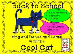 Starts-12:00 AM on Aug 12th, 2017 Ends-12:00 AM on Aug 21st, 2017 3 Winners  Beginning of the Year - Sing and Dance and Learn with the Cool C from Kiddos Connect