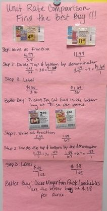 Math: Ratios and Proportions on Pinterest | Worksheets, Math and Math ...