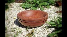 Ξυλοτορνος - κατασκευη ενος μπολ απο ξυλο Αμπουρα ( Woodturning a little...
