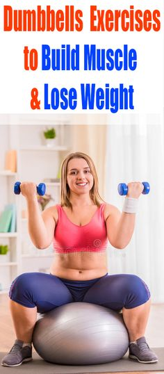 Full Body BOSU Ball Workout with Dumbbells – Exercises to Build Muscle & Lose Weight Workout To Lose Weight Fast, Losing Weight Tips, How To Lose Weight Fast, Weight Loss, Bobs, Full Body Workout At Home, Build Muscle Mass, Workouts For Teens, Dumbbell Workout
