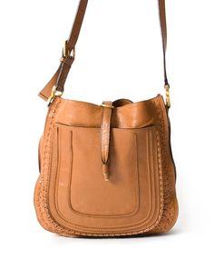 Chloé Cognac Saddle Shoulder Bag Acheter en ligne pour le meilleur prix seconde main Chloe saddle sac a main