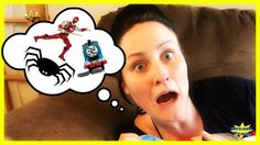 Careless Dad Crushes Toys Under Car, Mommy B Has Crushing Dreams Thomas,...