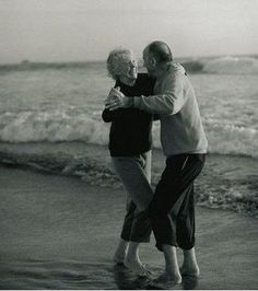 Dance with me, my aging beauty.