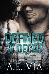 Mikky's World Of Books: Mikky's Reviews! Defined by Deceit by A.E. Via