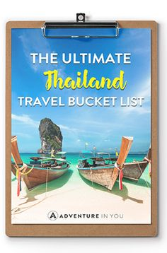 Thailand Bucket-List